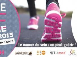 Marche rose: agissons tous contre le cancer du sein