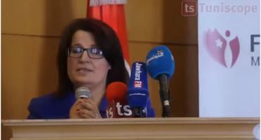 Allocution de Mme Samira Merai : Ministre de la femme et de la famille